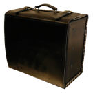 Injection Equipment case - leather